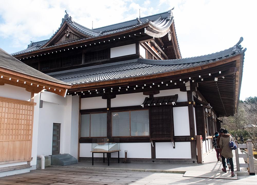 Senryūden 青龍殿