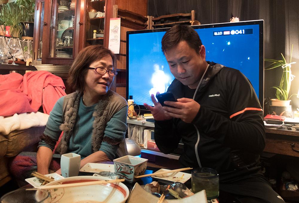 shōgatsu dans une famille japonaise