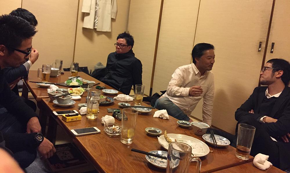 Shinnenkai (新年会) - fête de nouvelle année dans un izakaya