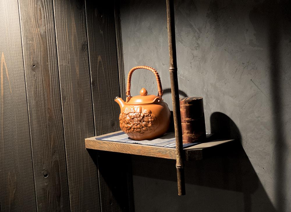 décoration de l'izakaya Aistuki (あい月) Hiroshima