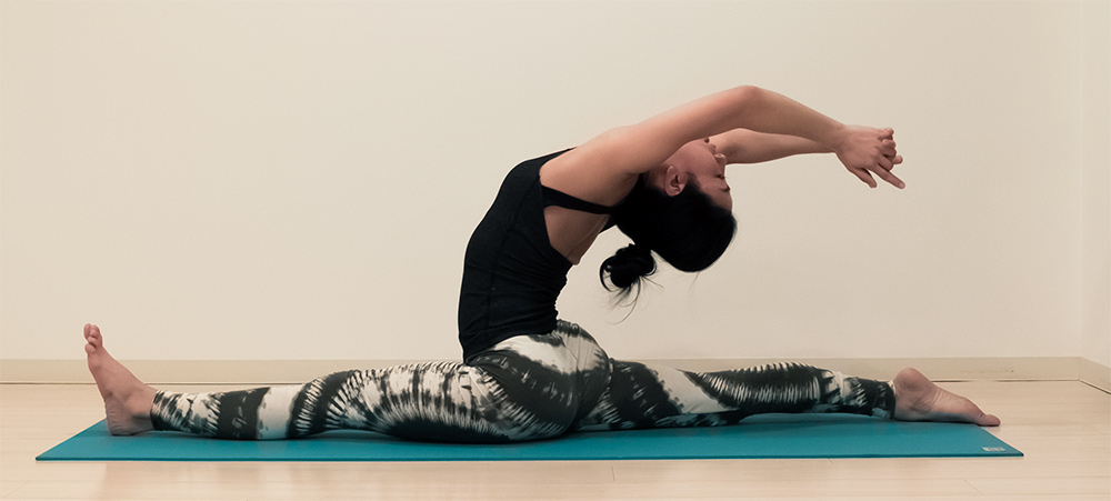 Kotoe, prof de yoga à Hiroshima