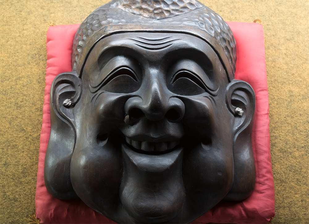 statue de Daikoku (大黒), l'une des 7 divintés du bonheur