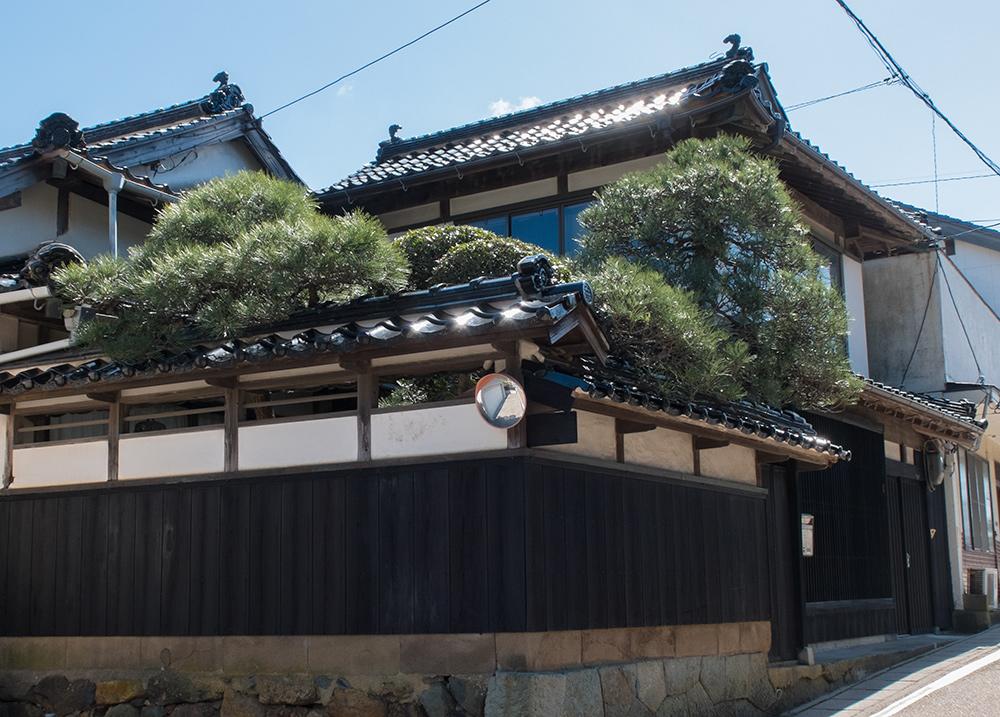 maisons traditionnelles japonaises, Izumo Taisha, Préfecture de Shimane