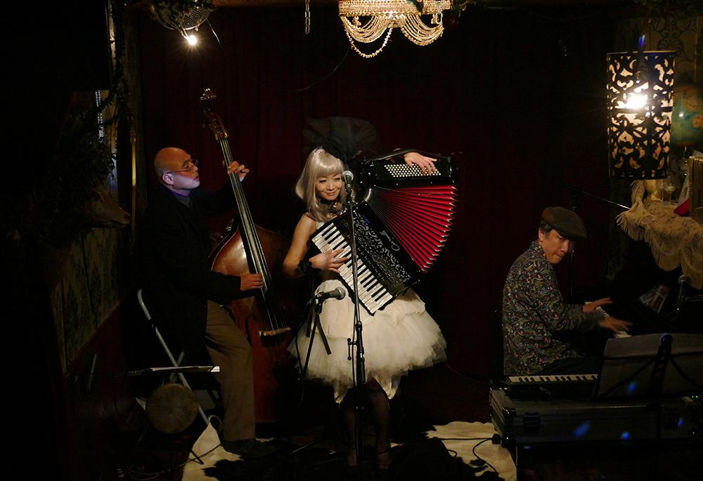 Goto Izumi à Organ-za (2016) - Photo © むらさき (Murasaki)