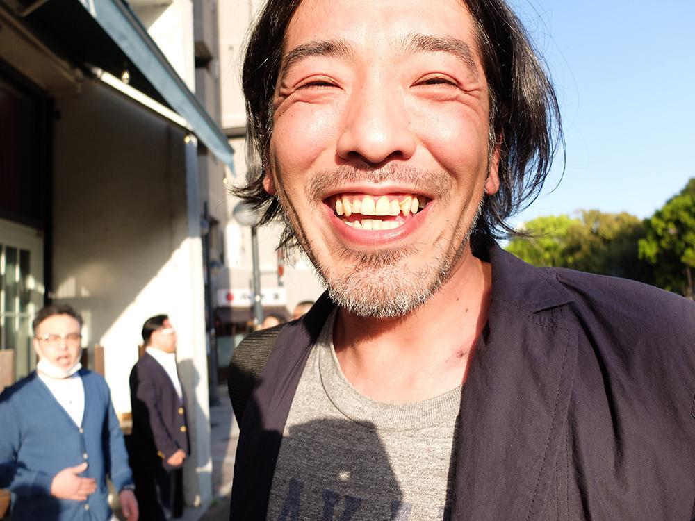 portraits de gens d'Hiroshima : Junpei le photographe, GetHiroshima