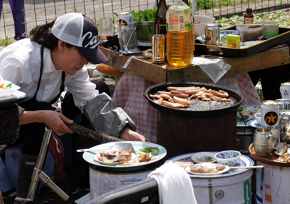 barbecue coréen maison
