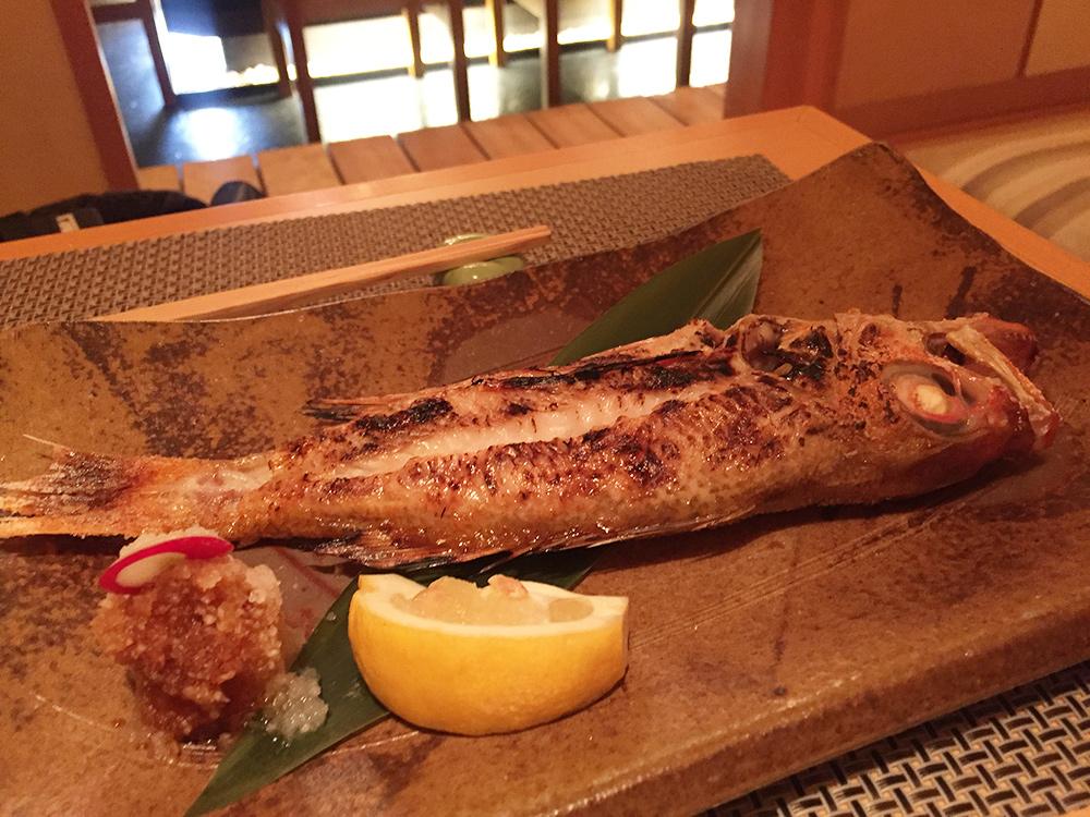 Du nodoguro, mon poisson préféré