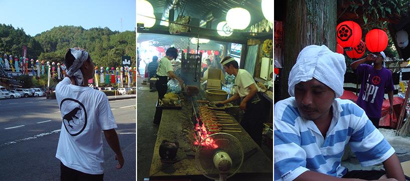 Cuisses de poulet de Sanzoku