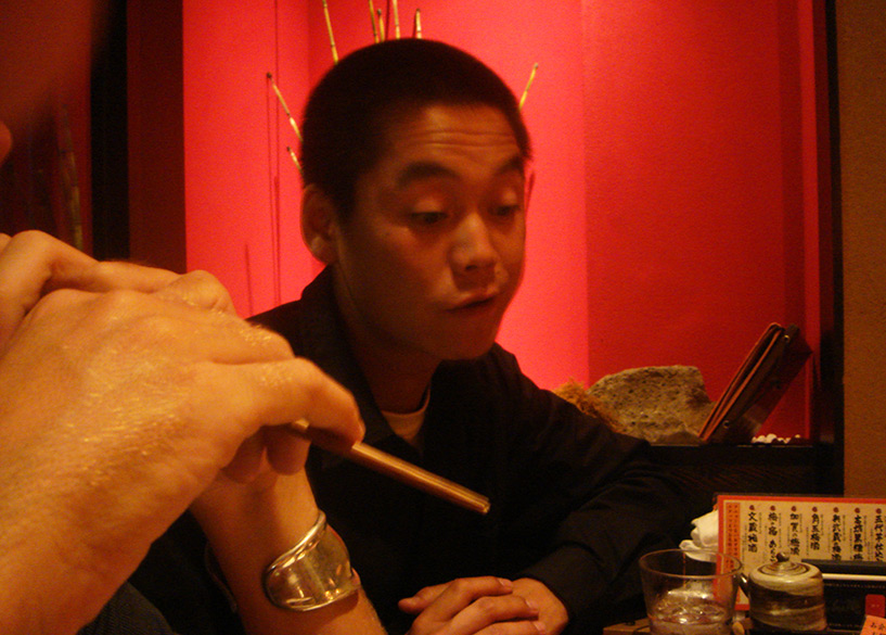 Izakaya Hiroshima 2006