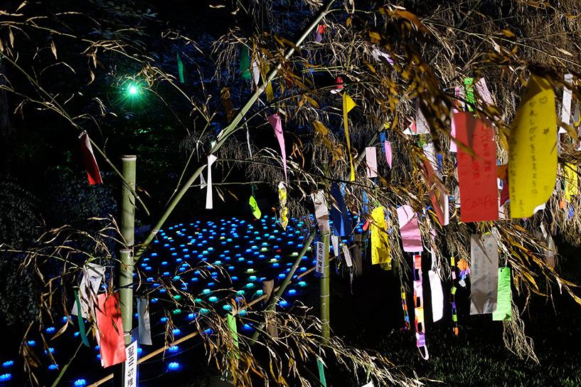 tanabata jardin shukkei-en Hiroshima