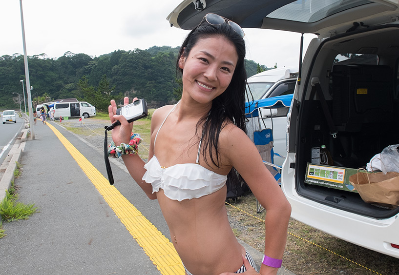 Hamada Pool Party Japon Kotoe