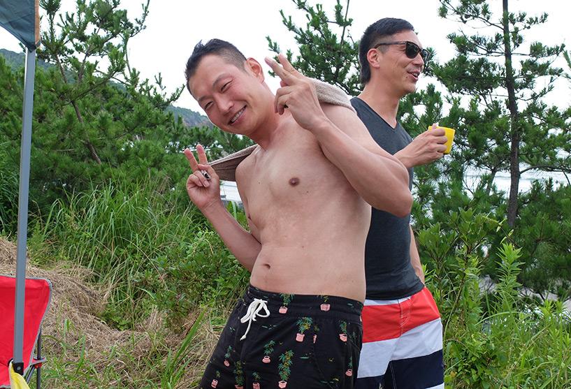 garçons japonais
