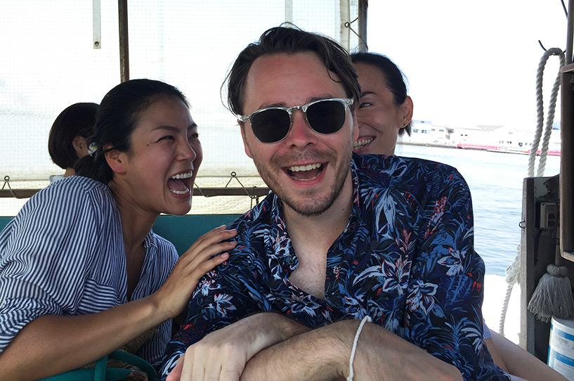 ferry pour kanawajima