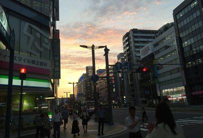 Hiroshima en juillet