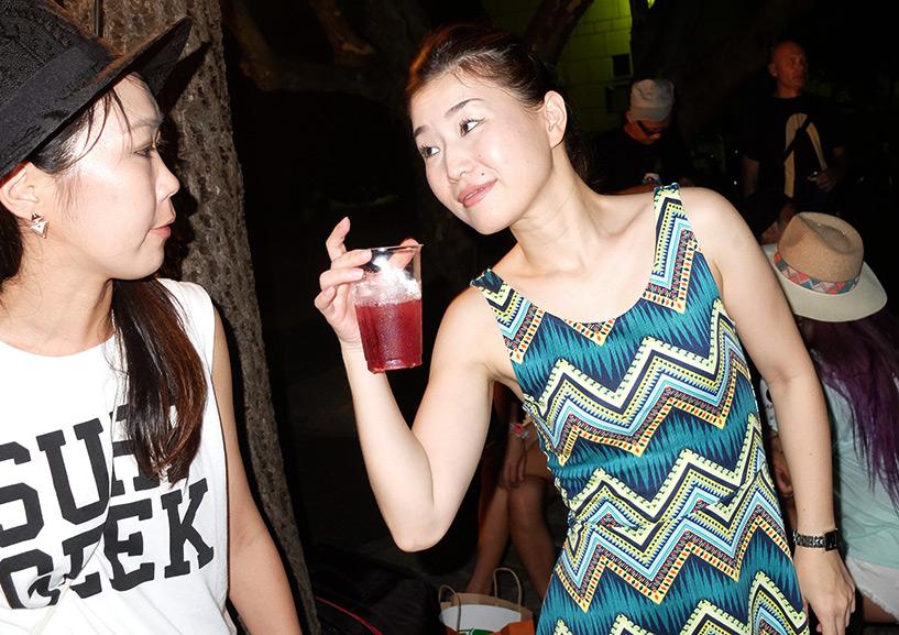 barmans japonaises