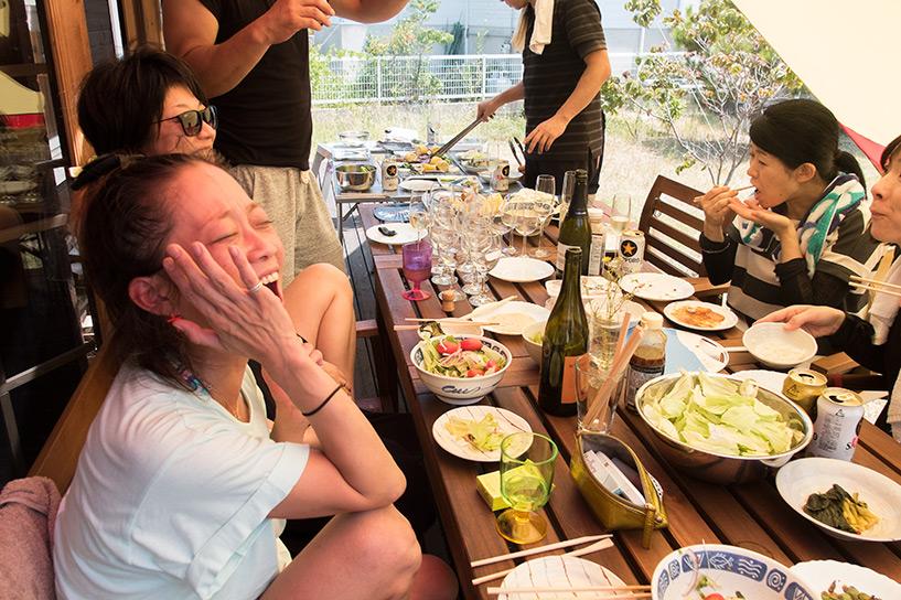 repas du dimanche Japon Etajima