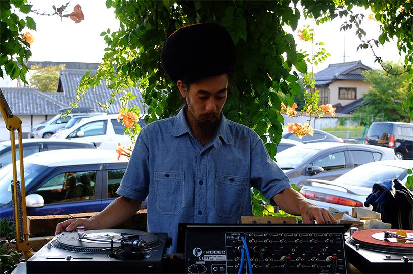 dj reggae rasta Japon