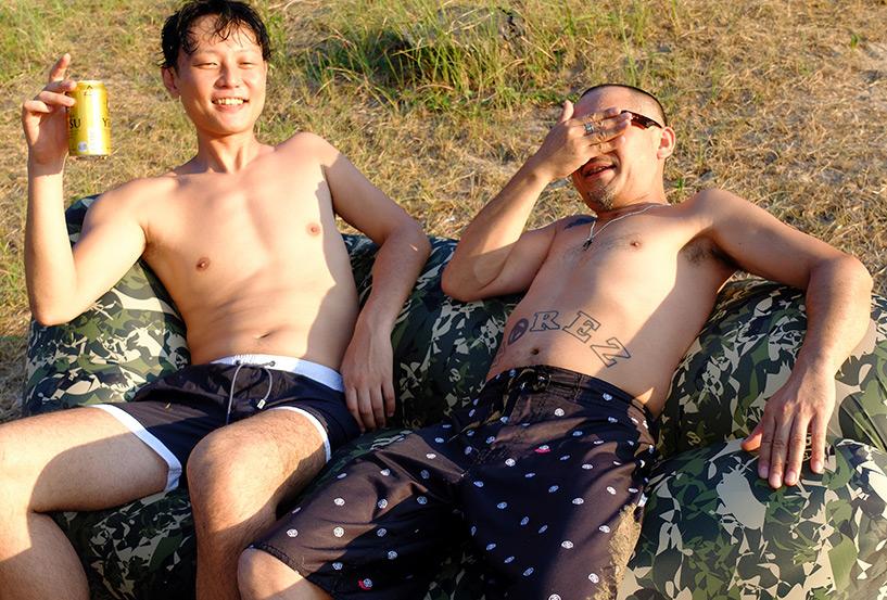 camping Japon