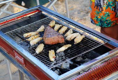 barbecue japon
