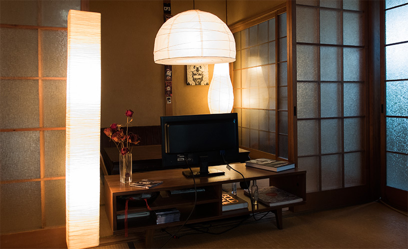 appartement japonais tatamis