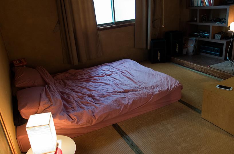 pièce japonaise traditionnelle washitsu