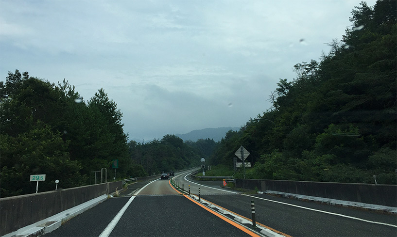 Les routes de la préfecture de Shimane