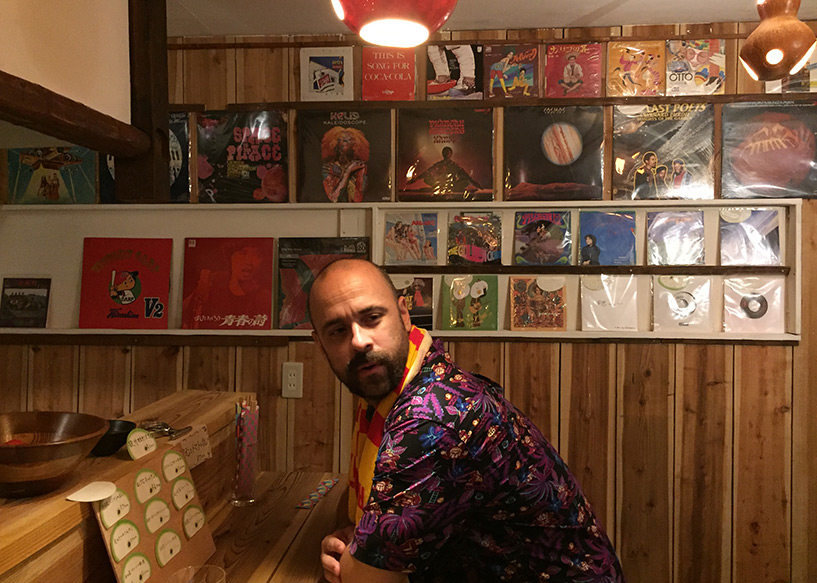 Bar Fresh Osuga Hiroshima Japon