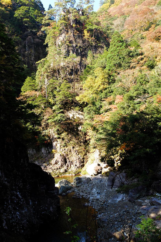 Les gorges de Sandankyo préfecture d'Hiroshima