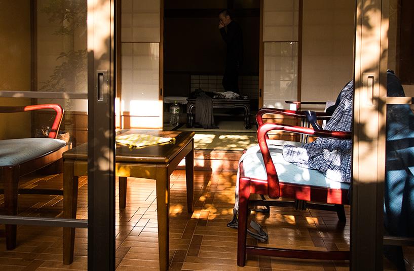chambre de ryokan