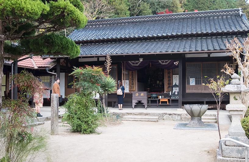 temple Ruriko-ji Yamaguchi