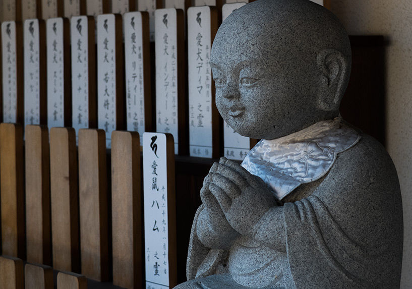 stqtue bouddhiste