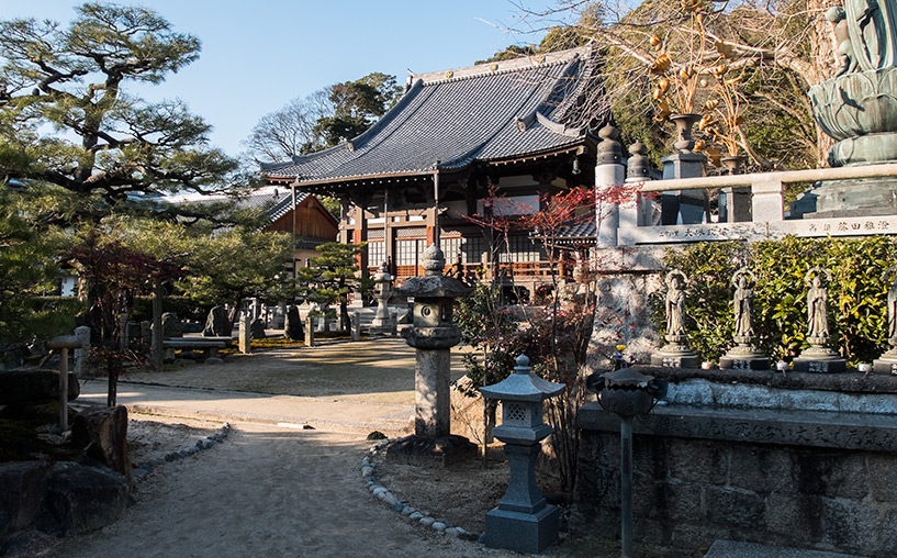 Temple Myōjōin, Hiroshima