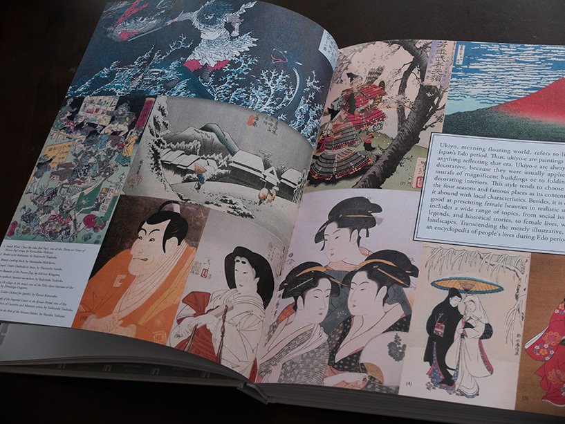 Ukiyoe in Japanese Graphics