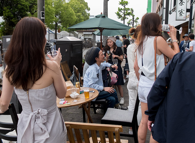 Hiroshima Flower Festival, Guernica Street Party 2016