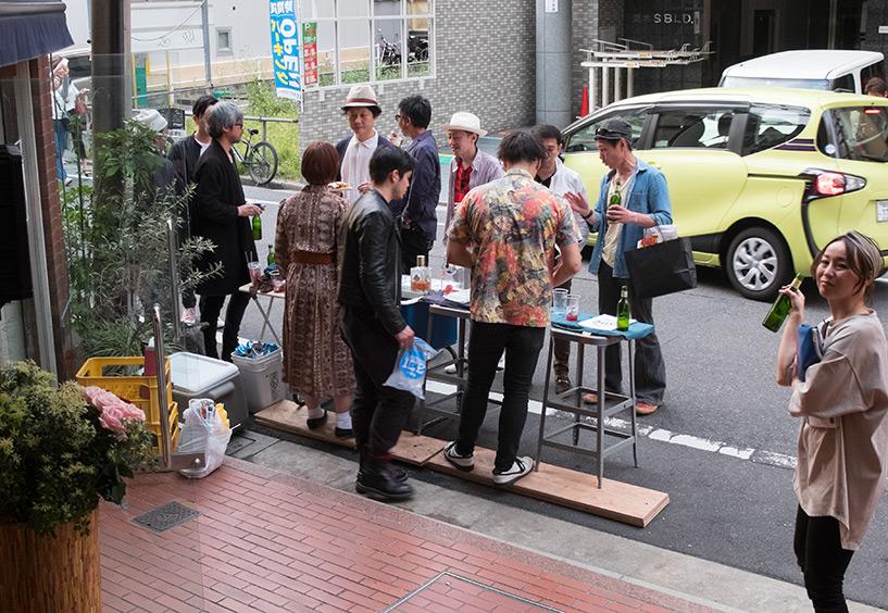 Oneness Café Mikawacho Block Party Hiroshima