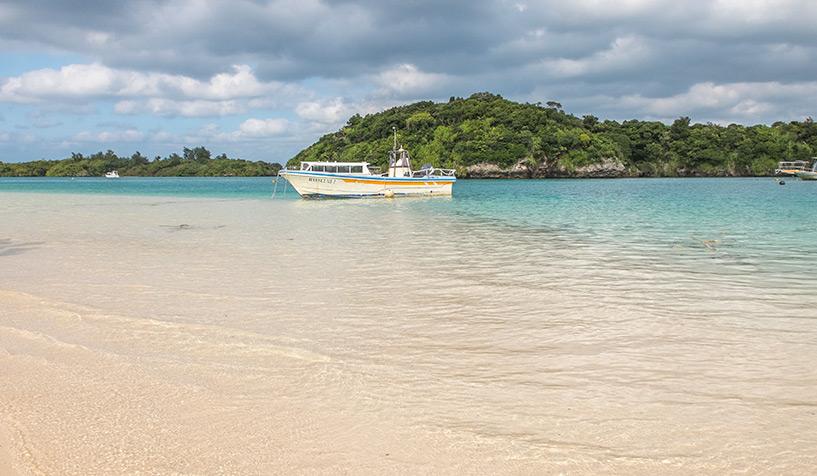 baie de Kabira, Ishigaki, Okinawa