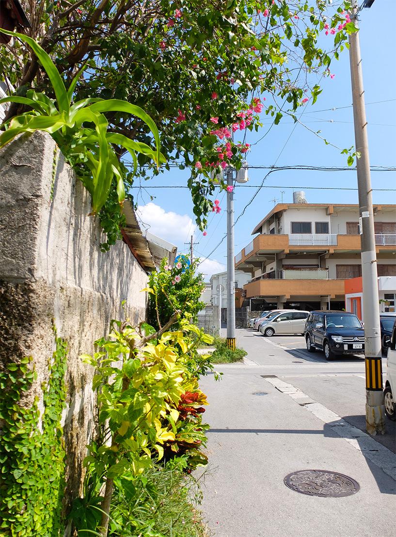 Les rues d'Ishigaki, Okinawa