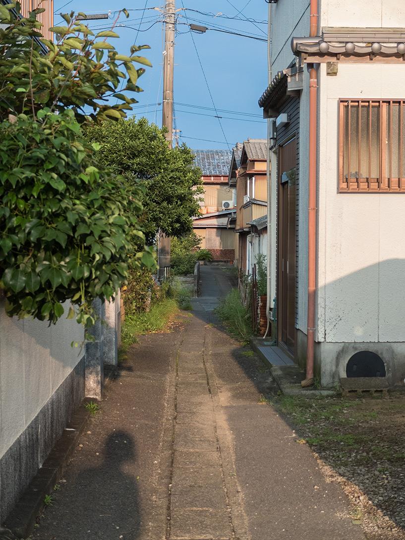 Village de Shirahama, Kaifu, Tokushima, Shikoku