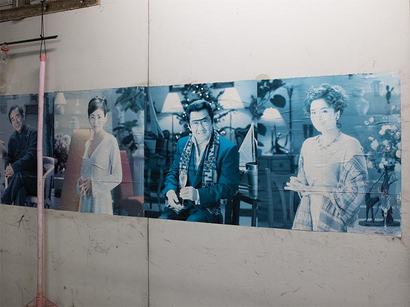 Vieux acteurs japonais